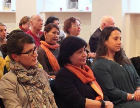 Katharina Koopmann/ Martha Armijos-Koopmann/ Tania Narvaez (Consul del Ecuador)